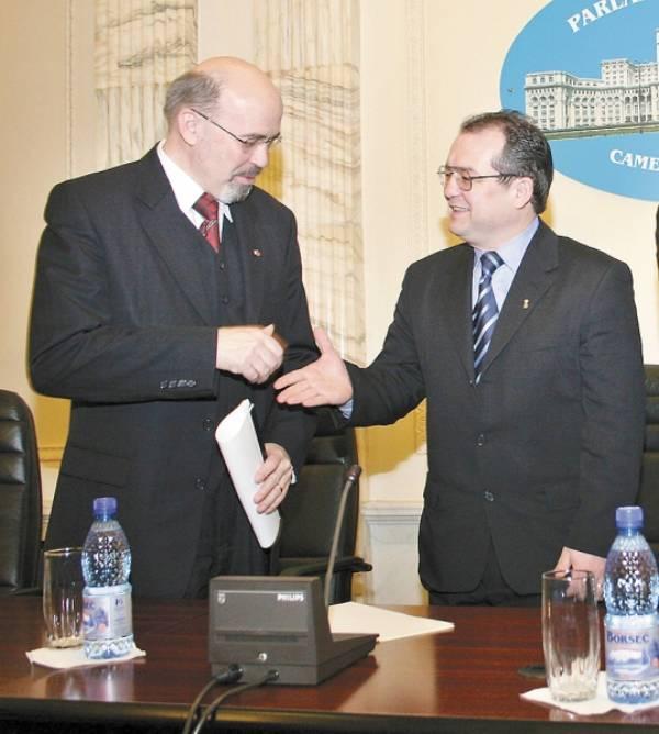 Troc între UDMR şi PDL pe scrisoarea pentru FMI