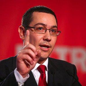 Ponta:Soluţia preşedintelui privind Legea Pensiilor este cea corectă
