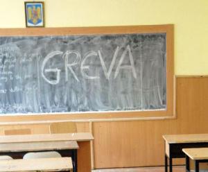 Profesorii vor intra în grevă generală din 31 mai