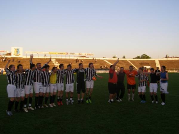 Victorie pentru finala cupei