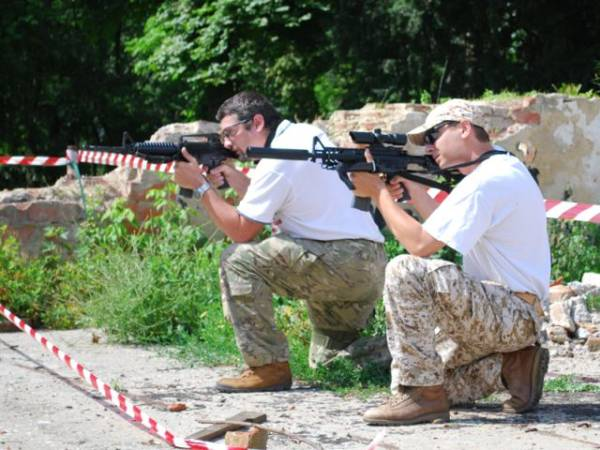 Cupa Airsoft OPEN 2011