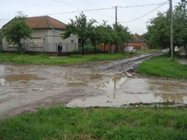 Străzi careiene în condiţii medievale
