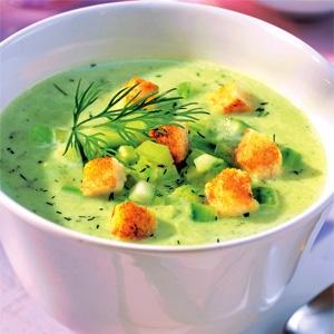 Dieta cu supe de toamnă