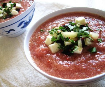 Supe de vară preparate fără foc