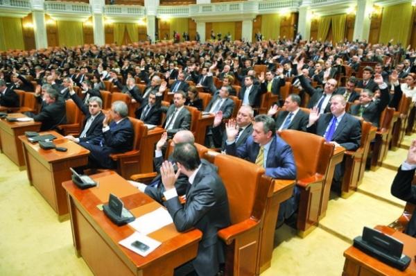 Camera Deputaţilor a votat majorarea punctului de pensie