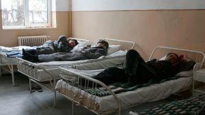 In România, internarea in spitale este sport naţional
