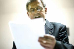 Laszlo Tokes, exclus de pe lista UDMR pentru alegerile europarlamentare