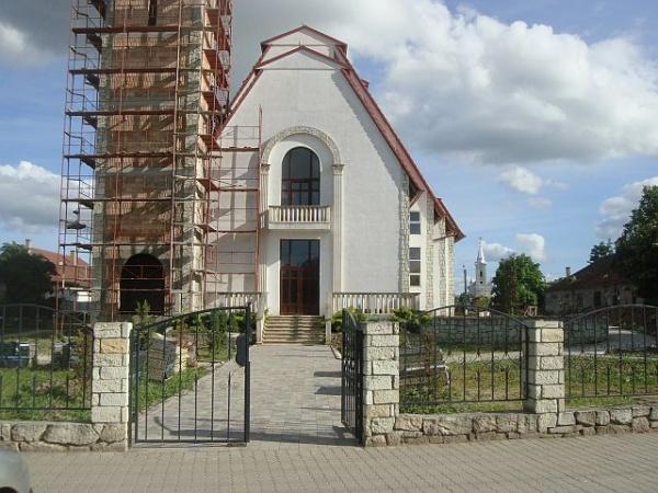 """Sfinţirea bisericii """"Sfântul Andrei """""""