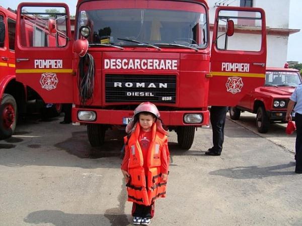 Vrei să  devii pompier ? 160 de locuri scoase la concurs