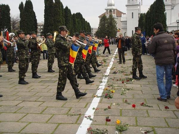 """Divizia 4 Infanterie """"GEMINA"""" revine la Carei de Ziua Armatei"""