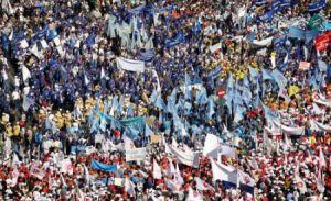 Cel mai mare miting din ultimii 19 ani: 100.000 de oameni, aşteptaţi să protesteze în Capitală