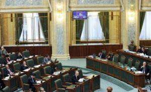 Legea privind statutul de autonomie a Tinutului Secuiesc, respinsă de Senat