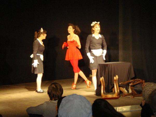 """""""Cameristele"""" in deschiderea Festivalul de Teatru SPOT"""