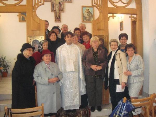 """Eveniment deosebit la Parohia""""Sf Anton"""""""