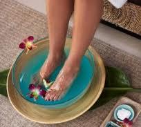 Tratament simplu pentru ciuperca piciorului