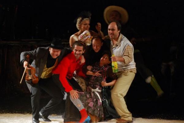 Portugalia la Teatrul de Nord