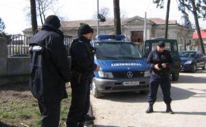 Ceremonia de încheiere a exerciţiului internaţional organizat de Jandarmeria Română