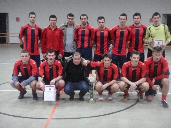 Remember prima ediţie. Cupa Futsal Carei rămâne in judeţ