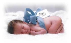 Un băieţel s-a născut în seara de Crăciun la Carei