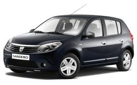 Dacia Sandero, printre maşinile care nu işi pierd valoarea