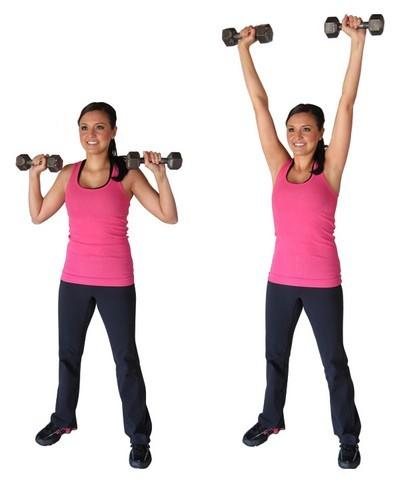 Cum să îți subțiezi brațele în mod simplu și eficient - Doza de Sănătate