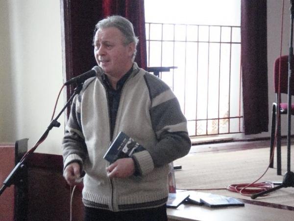 Ioan Es.Pop  prezent la Carei