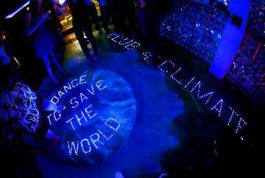 Energia dansului, refolosita la iluminatul unui club din Rotterdam