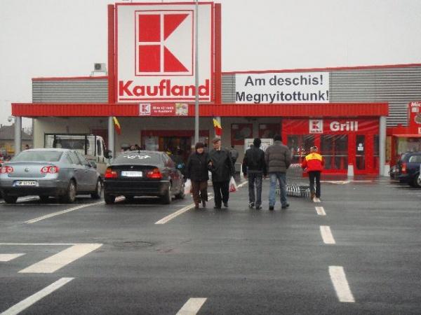 Kaufland retrage din vânzare un dispozitiv de tăiat legume, periculos pentru consumatori