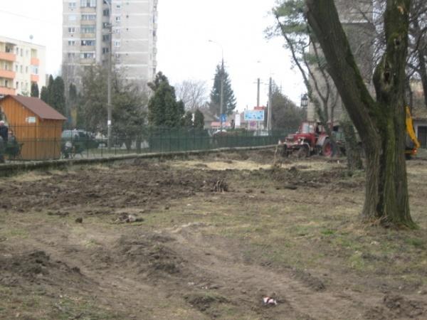 Un Parc …ca o grădină