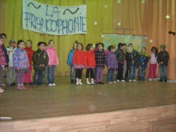 Ziua Francofoniei marcată şi de preşcolari