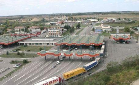 Controale  minuţioase la granița României cu Ungaria