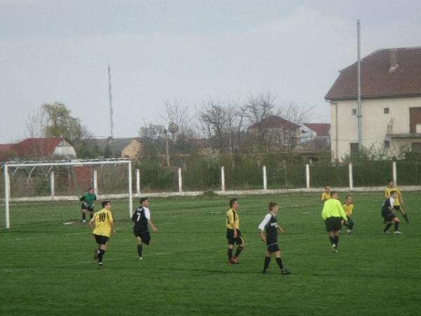Victoria câştigă meciul cu Unirea Tăşnad la masa verde