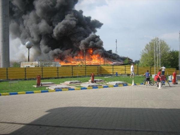 Cauzele incendiului de la Victoria Mob Tăşnad