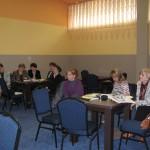 Sesiune de instruire a bibliotecarilor din nord-vestul ţării