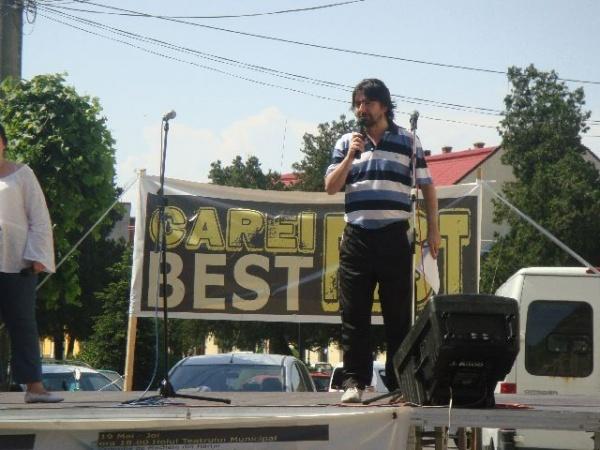 Carei BestFest ziua a şasea.Târgul Instituţiilor de Învăţământ
