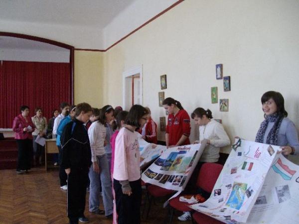 9 MAI -EUROPA,CASA NOASTRĂ