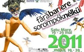 """Programul Festivalului de Teatru""""Fără Bariere"""""""
