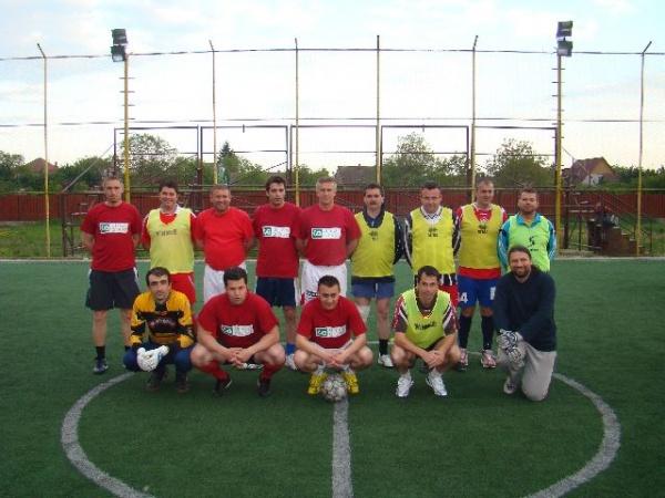 Minifotbal,etapa a cincea