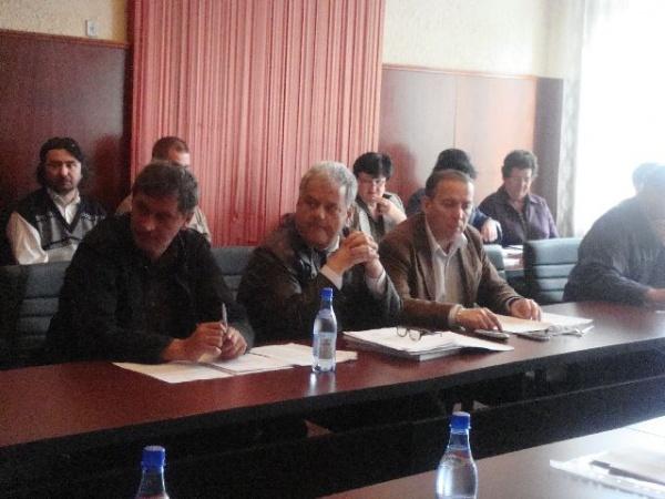 Prima şedinţă extraordinară a anului 2012