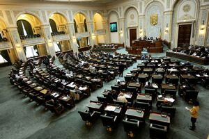 Proiect de lege: Închisoare până la şase ani pentru elevii sau părinţii care lovesc un profesor