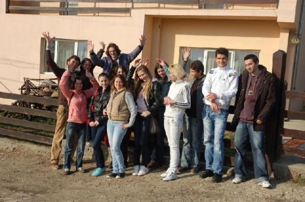 Proiectul Clubul Tinerilor Antreprenori din Microregiunea Tasnad a ajuns la final