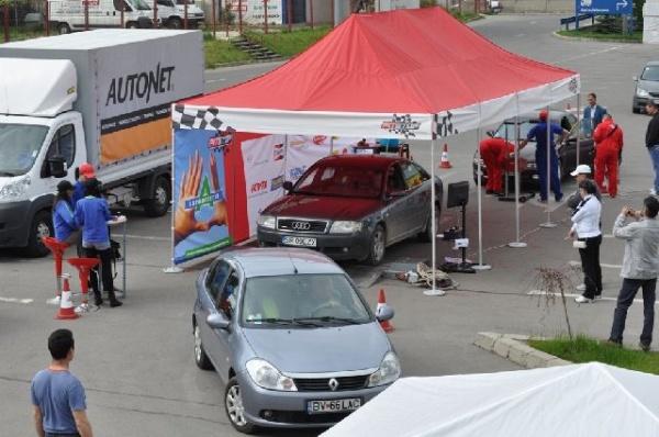 Conducătorii auto careieni îşi pot testa gratuit maşina numai vineri 1 iulie