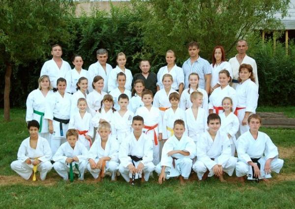 An rodnic pentru Clubul Sportiv Karate Do Carei