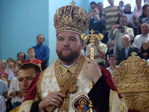 PS Vasile Bizău a fost instalat oficial ca episcop eparhial al Eparhiei Greco-Catolice de Maramureş