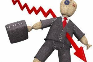 Pe cine paşte falimentul. Cele mai riscante ţări din lume