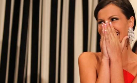 Larisa Popa este noua Miss Universe România