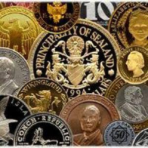 BNR pune în circulaţie o monedă de aur dedicată lui Nicolae Iorga