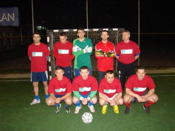 A XII-a etapă a Campionatului de Minifotbal