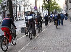 Finanţări pentru piste de biciclete