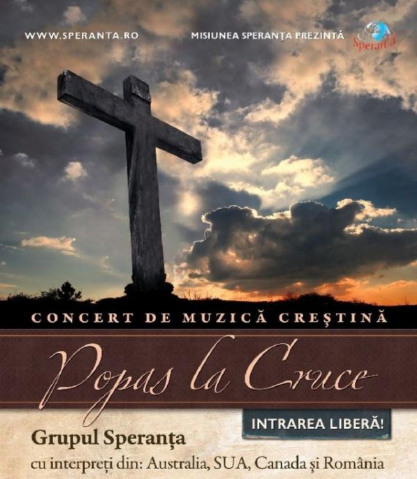 Concert de muzică creştină